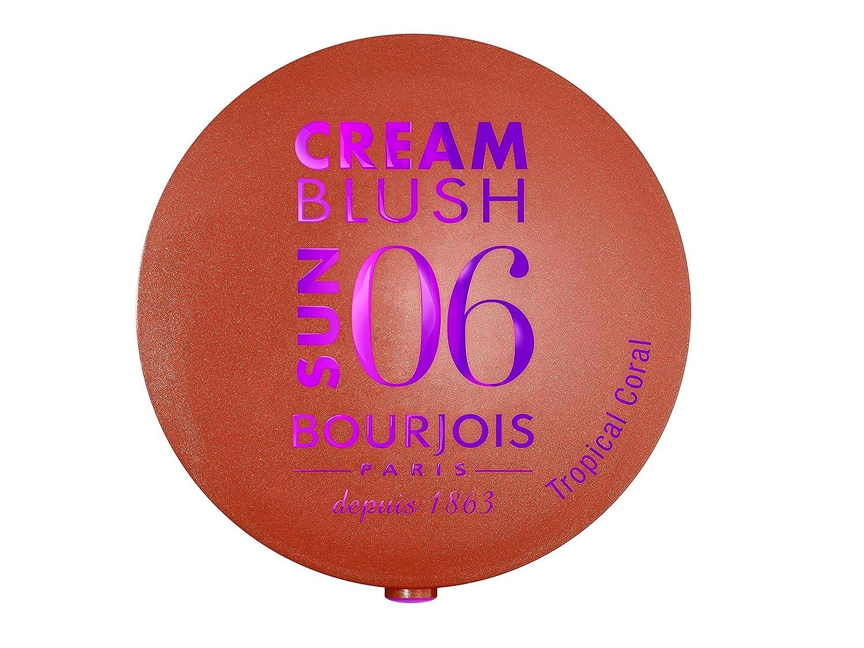 Bourjois Depuis 1863 Blusher fard en crème - 06 corail tropical 2.5g 375061