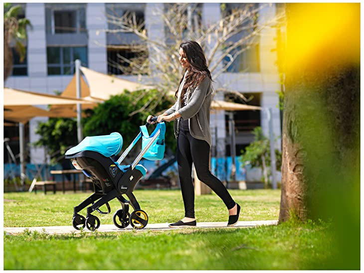Best Rated Child Car Seats-Doona Infant Car Seat & Latch Base