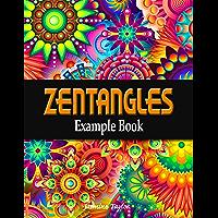 Zentangles Example Book book cover