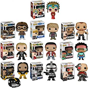 "Funko POP Exclusive Mystery Starter Pack Set of 10 ""Includes 10 Random Funko POPS Will Vary and No Duplicates"""