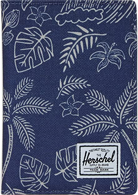 Juliet's Kiss Para hombre Herschel azul tipo libro de