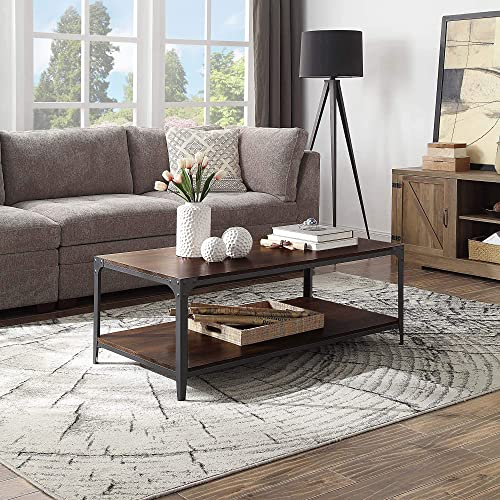 BELLEZE 48″ Coffee Table