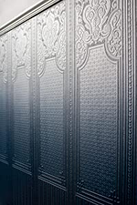 Anaglypta Dado Panels Oriental Wallpaper - RD06700 by Anaglypta