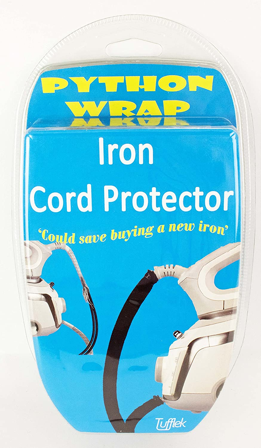 Python Wrap Iron Cord Protector by Tufflek: Amazon.co.uk: Kitchen & Home