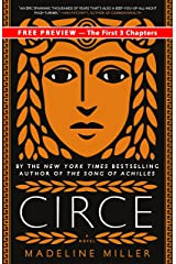 Circe -- Free Preview -- The First 3 Chapters Kindle Edition