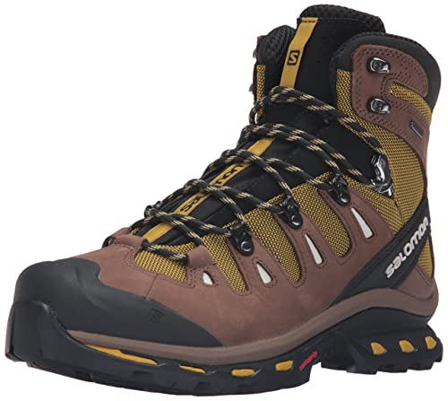 Salomon L39026800, Botas de Senderismo para Hombre, Amarillo (Maize/Burro / Light Grey), 43 1/3 EU: Amazon.es: Zapatos y complementos