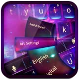 Farbe Galaxie-Tastatur
