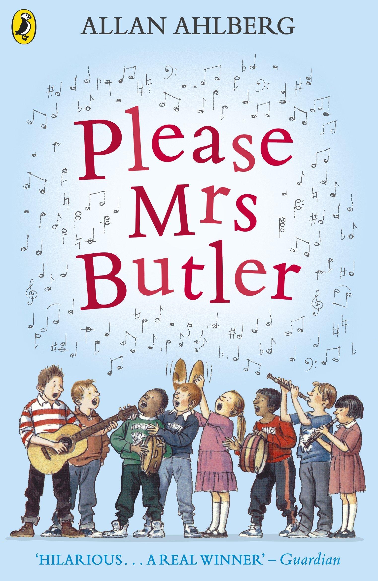 Znalezione obrazy dla zapytania PLEASE MRS BUTLER