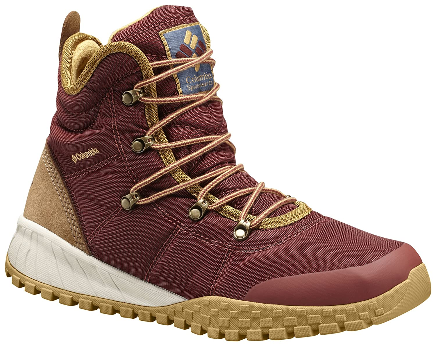 90ca326199d Columbia Men's Fairbanks Omni-Heat Snow Boots