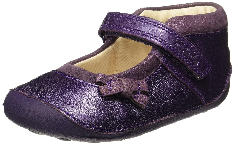 3646221a1636 Clarks Girls Pre Walkers Little Harper Size 5F  Amazon.co.uk  Shoes   Bags
