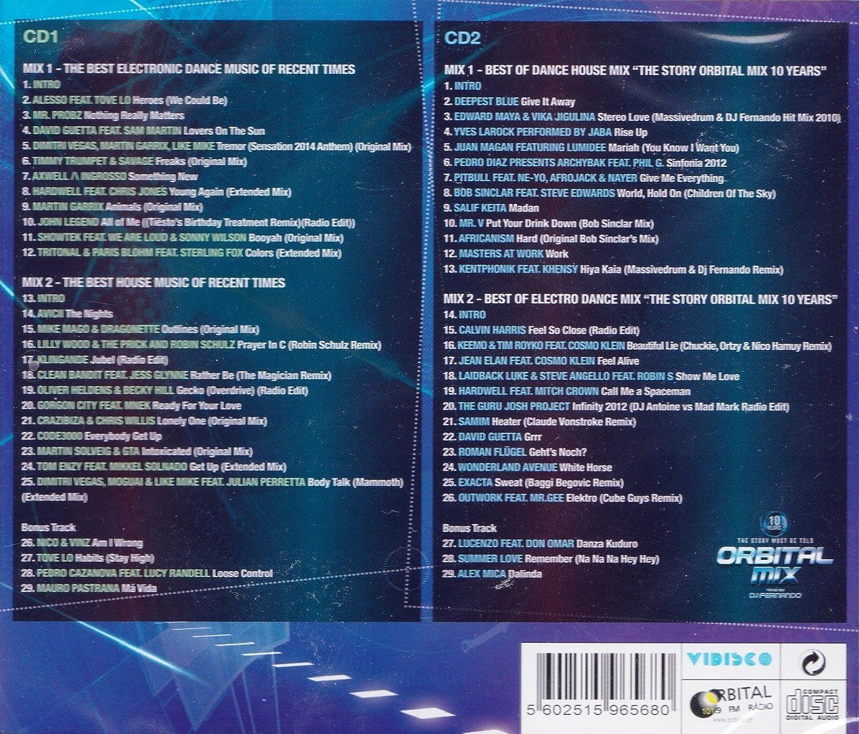 Mr. Probz, David Guetta Feat. Sam martin, Dimitri vegas, Martin garrix, Like Mike, Deepest Blue, Edward maya & Vika Jugulina, Yv Alesso Feat.