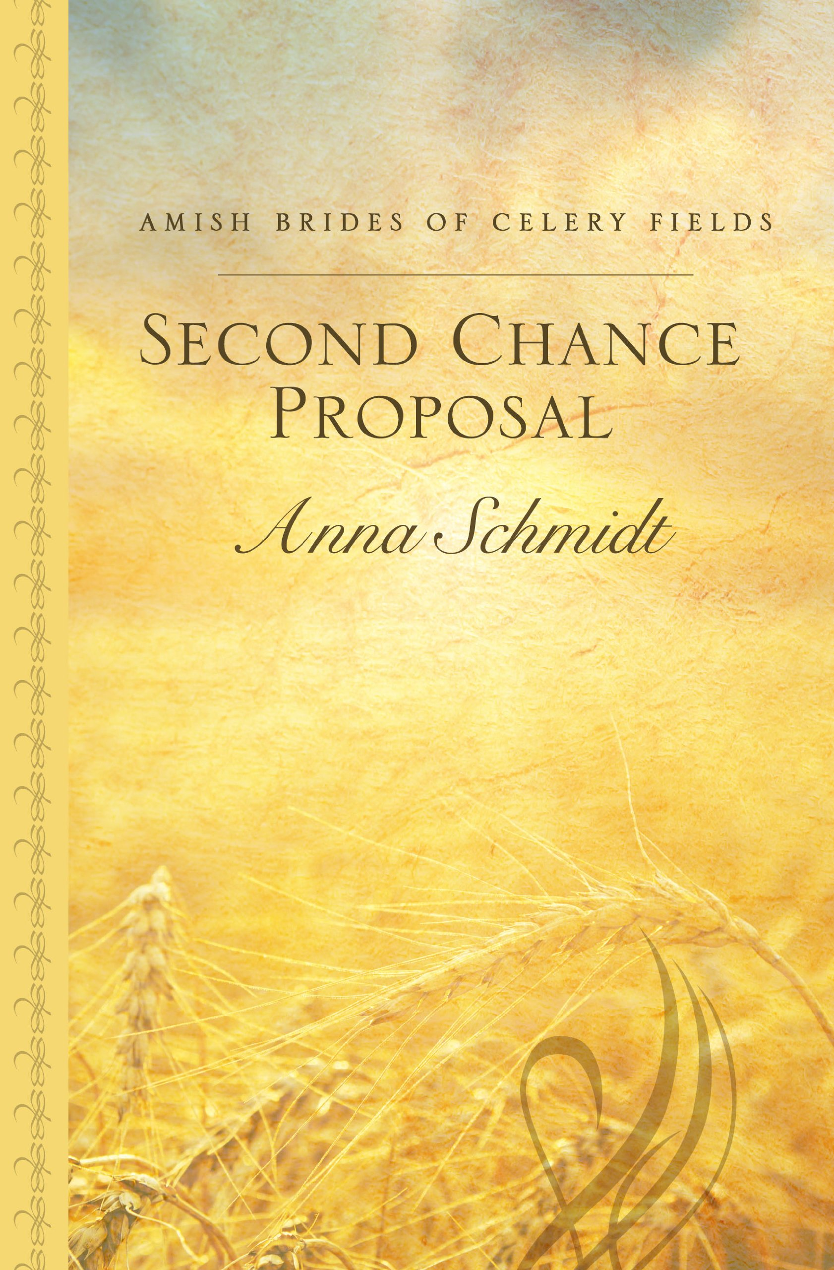 Download Second Chance Proposal (Amish Brides of elery Fields: Thorndike Large Print Gentle Romance) ebook
