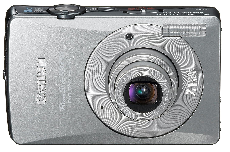 amazon com canon powershot sd750 7 1mp digital elph camera with 3x rh amazon com Canon PowerShot SD750 Manual PDF canon powershot sd750 elph manual