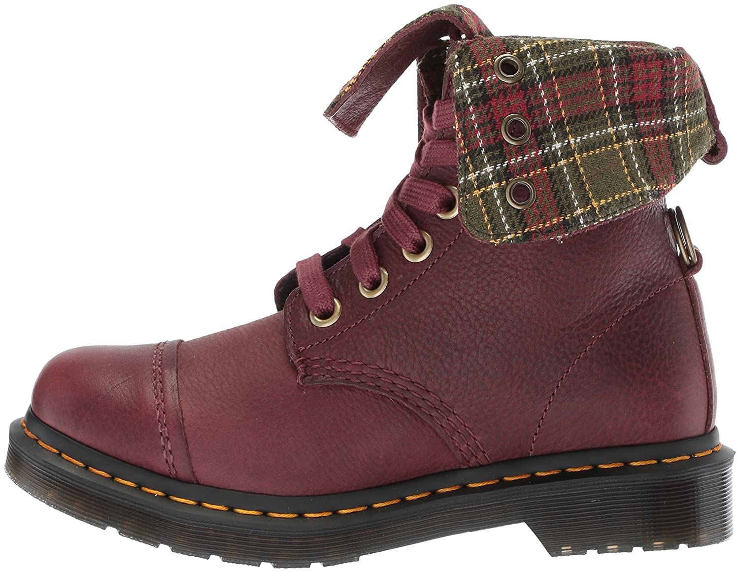 Dr. Martens Red Women's Aimilita FL Cherry Red Martens Ankle Boot B078GYKP8N 8.5 B(M) US|Cherry Red 8980dd