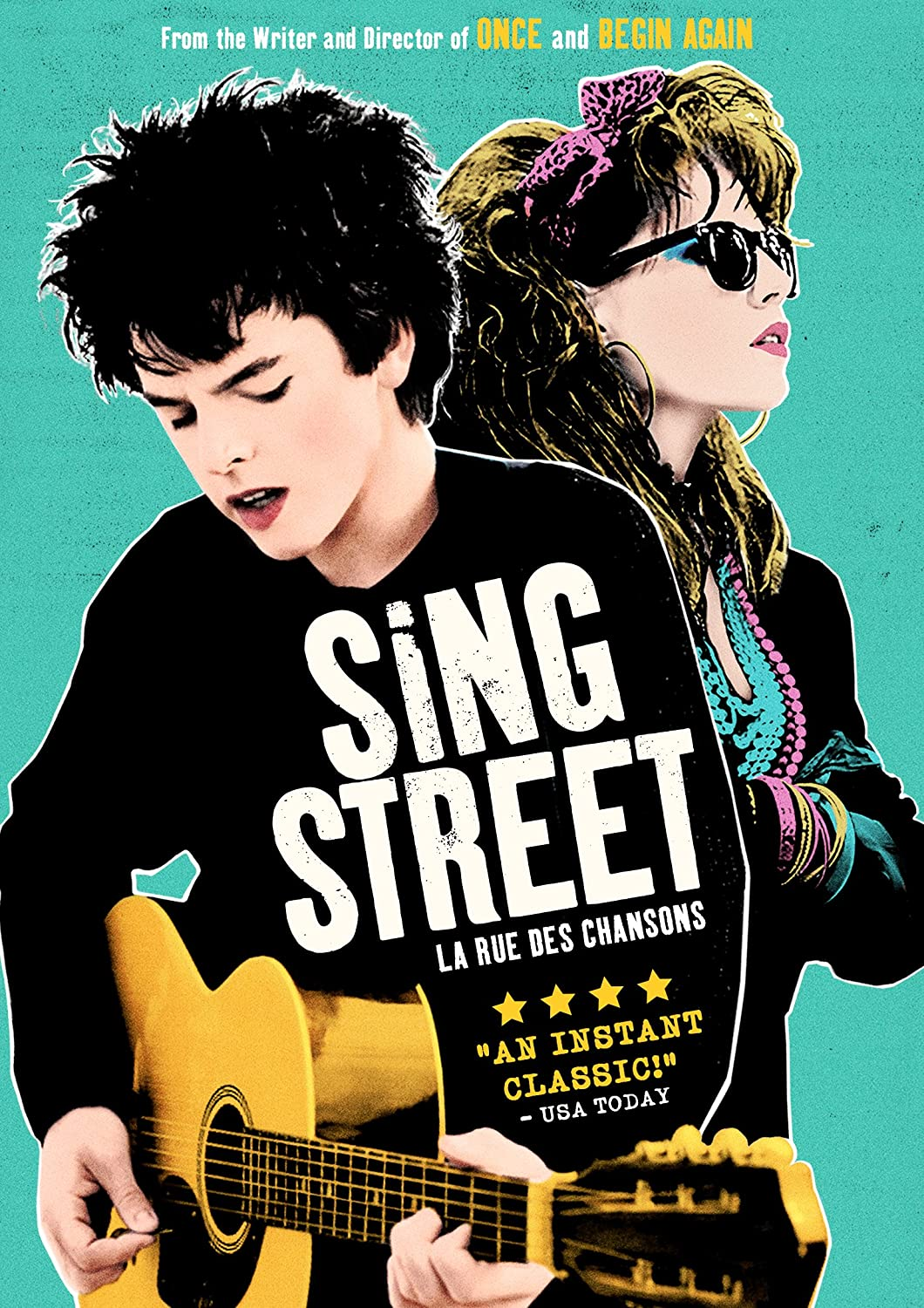 Image result for sing street poster