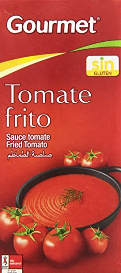 Gourmet - Tomate frito - 350 g