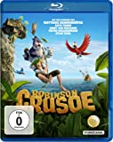 Robinson Crusoe [Blu-ray] [Import anglais]
