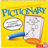Pictionary DPR76 Gioco, Multicolore
