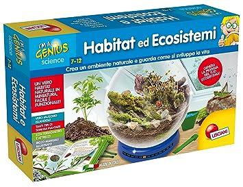 Lisciani Giochi 56330 - Piccolo Genio: hábitat y ecosistemas ...
