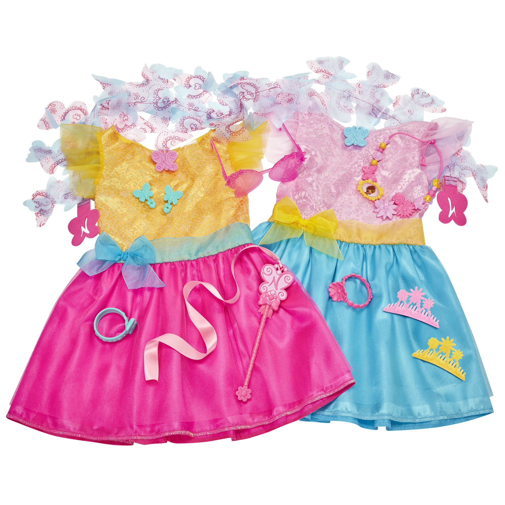 Fancy Nancy Ultimate Dress-Up Trunk, 13-Pieces, Fits Sizes 4-6X [Amazon Exclusive] by Fancy Nancy (Image #2)