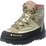 Redington Womens Willow River Wading Boot Fly Fishing - Sticky Rubber Sand