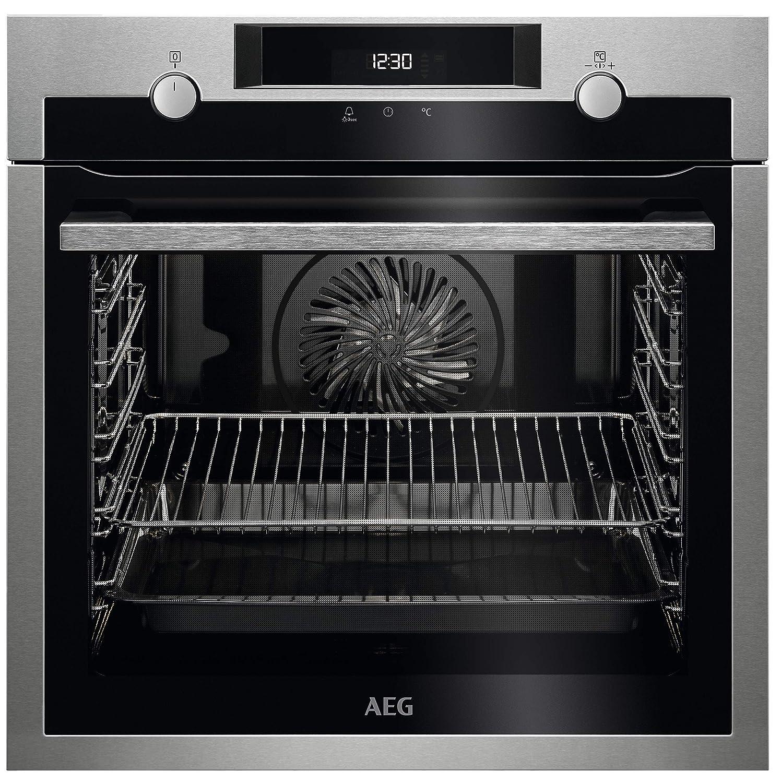 AEG BPE535120M - Horno (Medio, Horno eléctrico, 71 L, 3000 W, 71 L ...