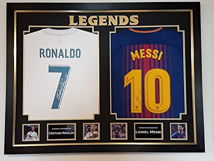 buy popular b7220 5b11a Amazon.com : WWW.SIGNEDMEMORABILIASHOP.CO.UK Lionel Messi ...