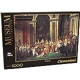 Clementoni - 31416.4 - Puzzle Collection High Quality - 1000 Pièces - Le Sacre de Napoléon - David