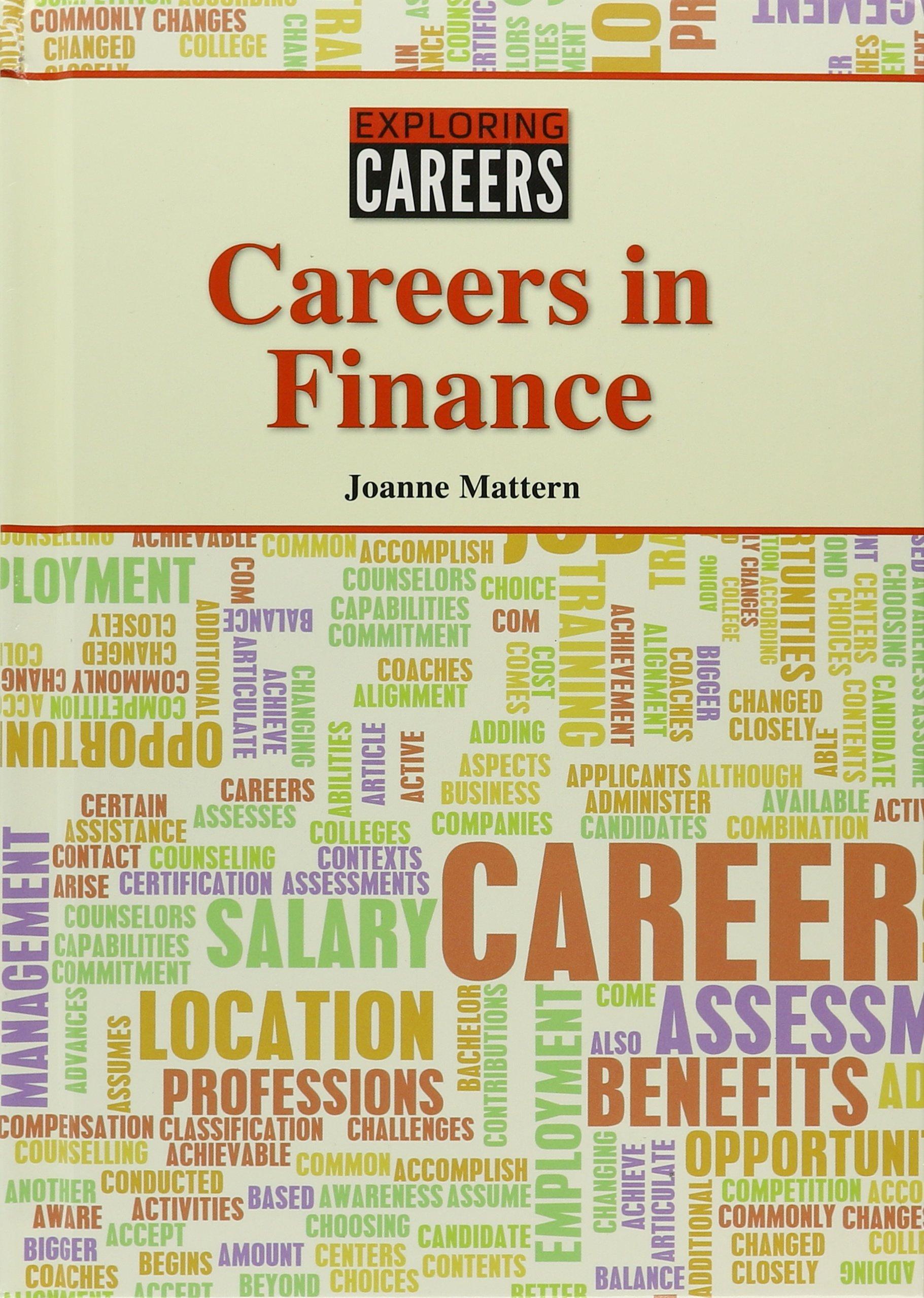 Careers in Finance (Exploring Careers) Text fb2 ebook