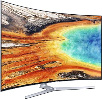 SAMSUNG TV led de 55 Pulgadas ue55mu9000txxu Ultra HD Inteligente ...