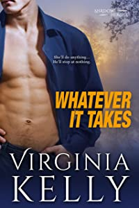Whatever it Takes (Shadow Heroes Book 4)