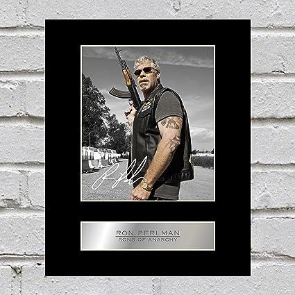 Sons of Anarchy Ron Perlman de fotos: Amazon.es: Hogar