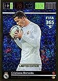 Panini Adrenalyn XL FIFA 365Carte Cristiano Ronaldo Edition Limitée