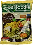 GreeNoodle with Shiitake Soy Sauce Soup (12 count)