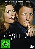 Castle - Die komplette vierte Staffel [Alemania] [DVD]