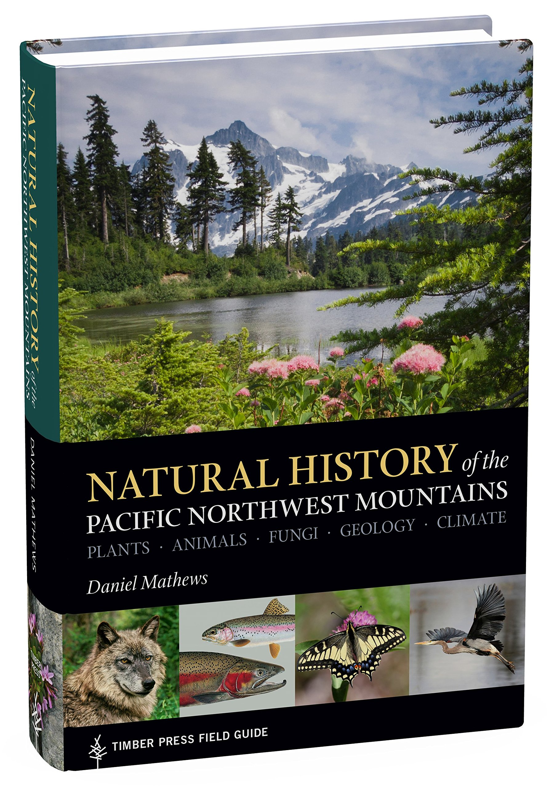 Natural History of the Pacific Northwest Mountains (A Timber Press Field Guide) PDF ePub fb2 book
