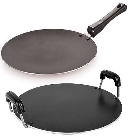 f16faa1b76 Buy NIRLON Non-Stick Aluminium Cookware Set