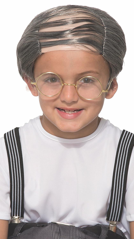 Forum Novelties Childs Uncle Bert Wig