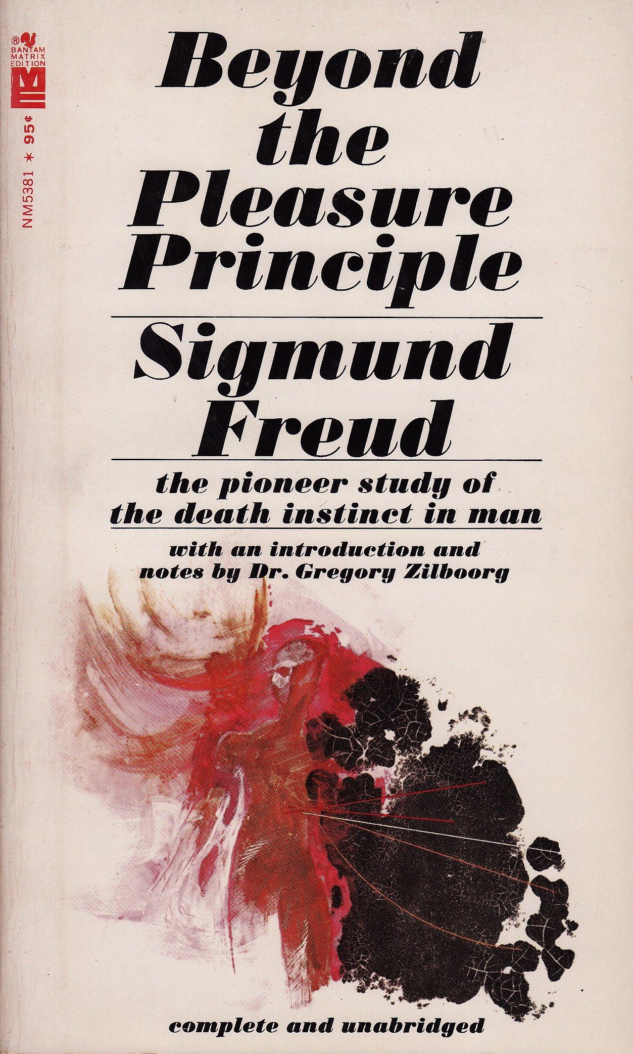 Book reviews on sigmund freuds beyond the pleasure principle galleries 195