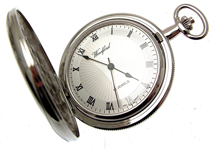 Amazon Com Reproduction Art Deco Style Pocket Watch For Men Mens Watches