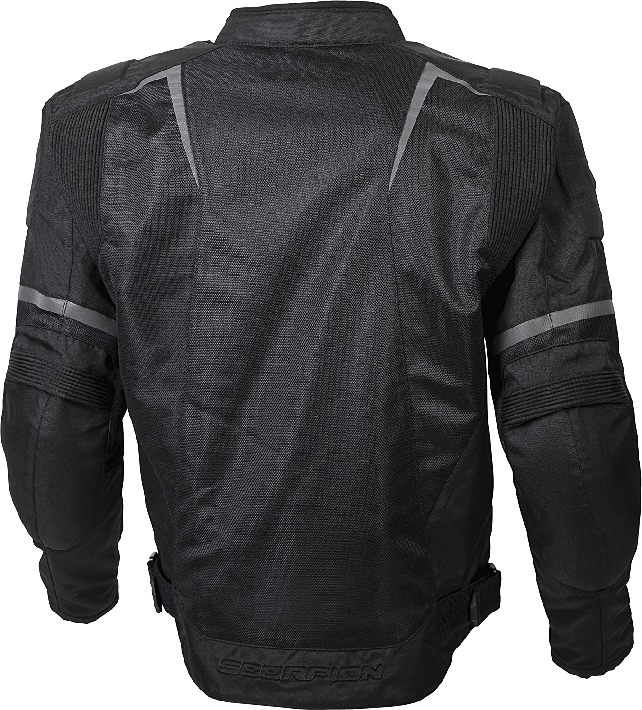 ScorpionExo Mens Influx Jacket Black, Small