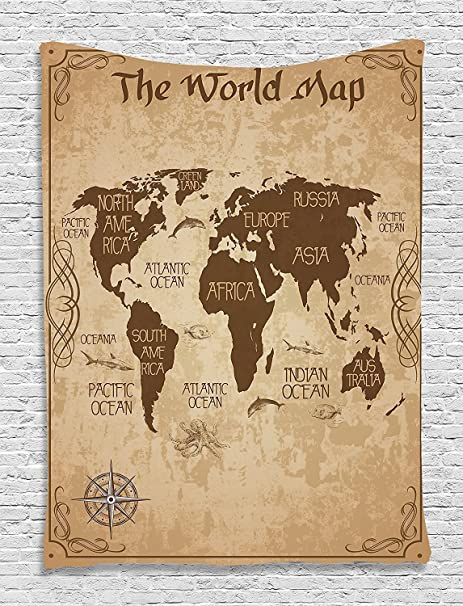 Supersoft fleece throw blanket mapative wall world map ideas oceans supersoft fleece throw blanket mapative wall world map ideas oceans continents compass old globe antiqued design gumiabroncs Choice Image
