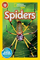National Geographic Readers: Spiders Kindle Edition
