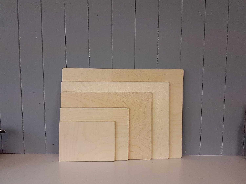 Tablero de madera para actividades artísticas como acuarela acuarela, pintura, dibujo – alargamiento de acuarela como – A3, A4 y A5, A2 + 1