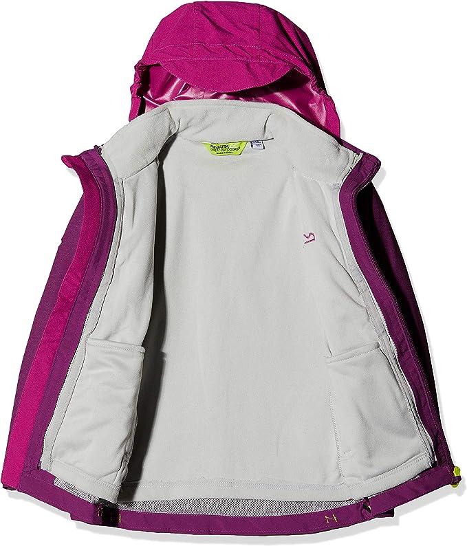 unisex/_child RKP194 Regatta RKP194 Unisex Childrens Insulated Waterproof Jacket