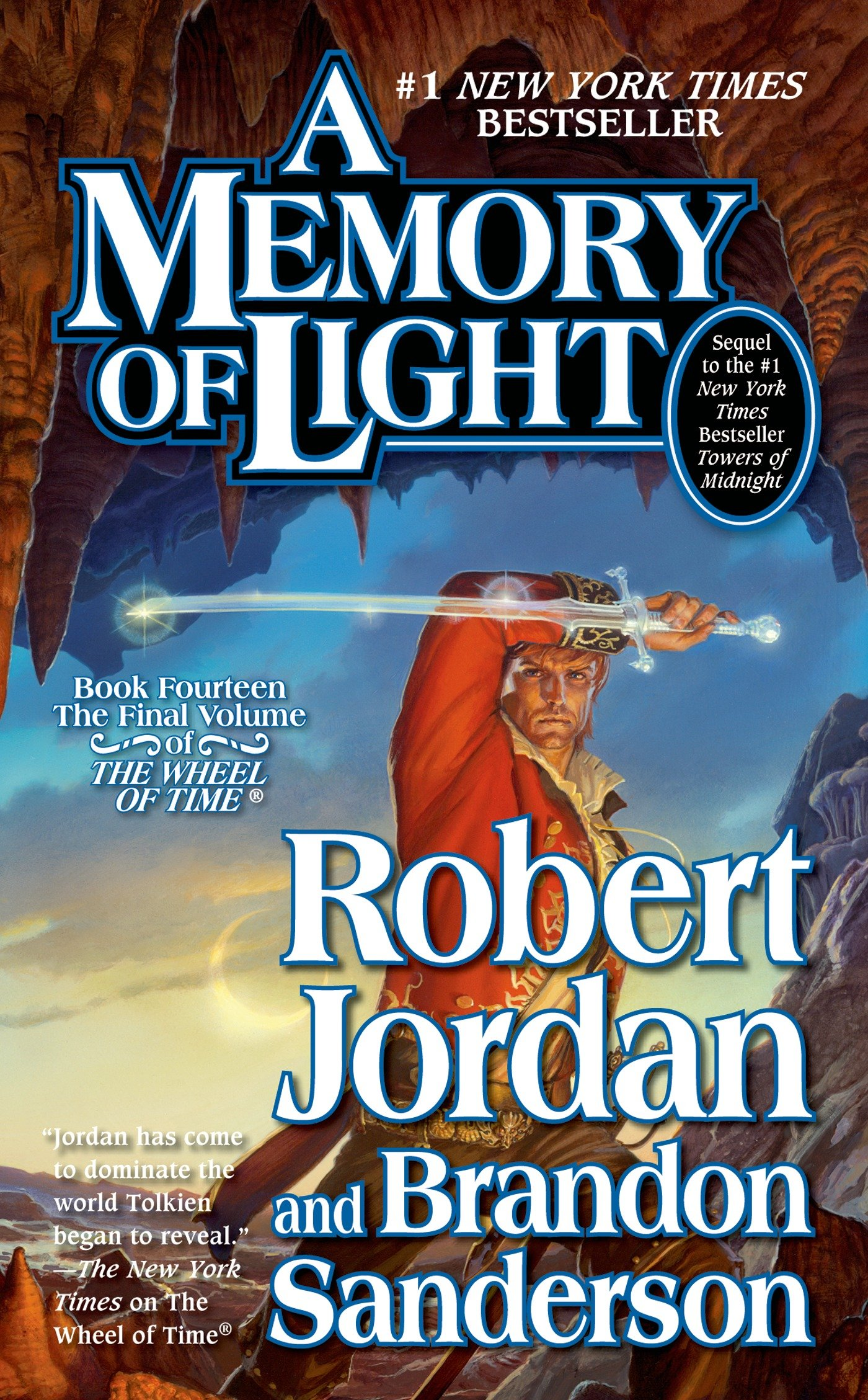 Wheel of Time 14. Memory of Light (The Wheel of Time, Band 14)