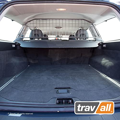Travall Guard Compatible with Volvo V70 Wagon and XC70 2007-2016 TDG1203 – Rattle-Free Steel Vehicle Specific Pet Barrier