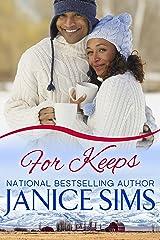 For Keeps Kindle Edition