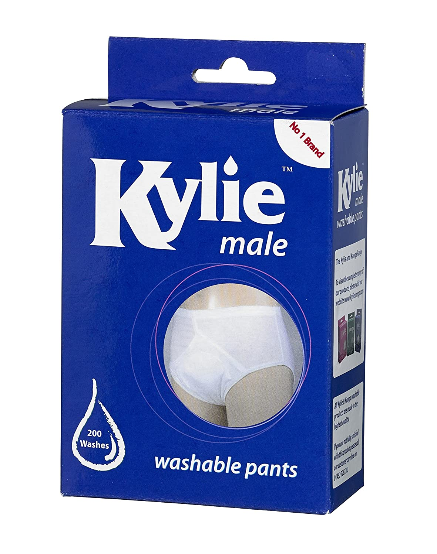 /89/cm Kylie/ 81/ /Pa/ñal de incontinencia para hombre adulto peque/ño
