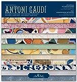SCRAPBOOKING KIT PAPERS, pad Gaudí 8''x8''
